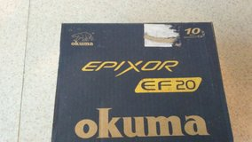 Okuma Epixor EB20 reel in Camp Lejeune, North Carolina