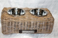 Food bowls for dogs from the brand Happy House in Ramstein, Germany