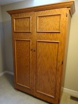 Handmade Armoire in Glendale Heights, Illinois