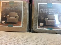 Sofa-Chair slip covers (2) - new in package! in Davis-Monthan AFB, Arizona