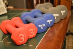 Weight set! in Ramstein, Germany
