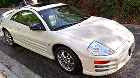 2002 Mitsubishi Eclipse GT in Sacramento, California