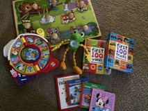 Toddler Toy/ Book lot in 29 Palms, California