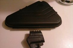 pistol case and holster in Fort Campbell, Kentucky
