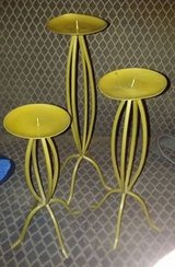 3 Candle Holders in El Paso, Texas