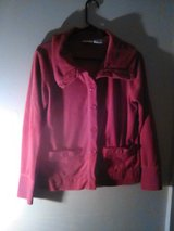 Women's Velour Button up Jacket in 29 Palms, California