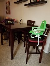 Brand new child Chico dining chair. Never used, all straps in tact, do not have the box. in Fort Irwin, California