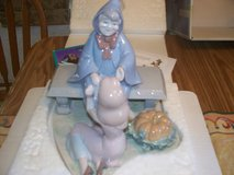 LLADRO CINCERELLA MEETS HER FAIRY GODMOTHER LARGE/RARE NIB W/ PAPERS in Morris, Illinois