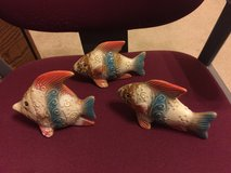 Set of 3 fishes in Kingwood, Texas