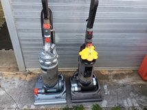 Two Dyson Vacuum cleaners for parts in Okinawa, Japan