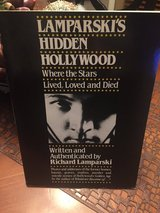 Lamparski's Hidden Hollywood Book in Glendale Heights, Illinois
