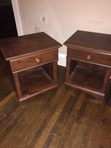 Matching End Tables (or nightstands) in Fort Campbell, Kentucky