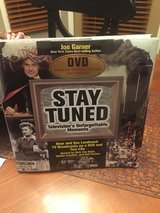 """Stay Tuned - Television's Unforgettable Moments"" with DVD in Lockport, Illinois"
