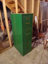 4 Drawer File Cabinet in Bartlett, Illinois
