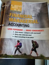 ACCT2301 Financial & Managerial Account Central Texas/Park University in San Clemente, California