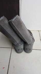 UGG Long Boots in Okinawa, Japan