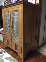 ~ Teak TV Armoire ~(Reduced) in Bolling AFB, DC