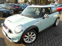 2011 Mini Cooper S Turbo.. From $219 p/month! in Baumholder, GE