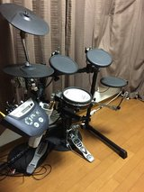 Roland Electric Drums in Okinawa, Japan