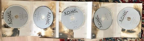 ROME- the complete second season in Ramstein, Germany