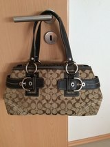 Coach brown purse in Ramstein, Germany