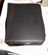 Leather DVD Case (holds 200 dvd/cd's in Camp Lejeune, North Carolina