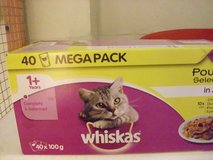 cat food whiskas in Lakenheath, UK