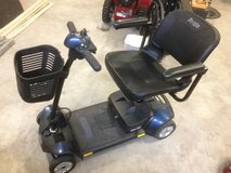 Pride Go Go Elite Traveller 4 Wheel Mobility Scooter in Bolingbrook, Illinois
