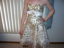 GORGEOUS SIZE 0/ ONE OF A KIND/ ALL SPECIAL OCCASIONS in Morris, Illinois