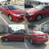 Red Automatic 2012 Camry for sale in Fort Rucker, Alabama