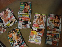 Maxim Magazines (2003-2016) in Fort Campbell, Kentucky