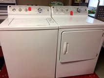 G E washer and dryer in Conroe, Texas