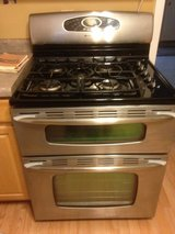 Maytag Gemini Stainless Steel Gas Range with Double Convection Oven in Bolingbrook, Illinois