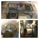 Living Room Table Set (Coffee table + 2 end tables) in Schofield Barracks, Hawaii