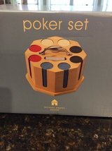 Michael Graves Poker Set NEW in Perry, Georgia