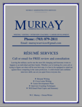 Free Resume Review in Fort Belvoir, Virginia