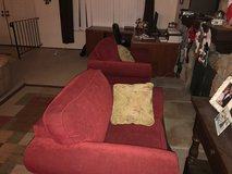 2 Oversized Single Couch Chairs in Fairfield, California