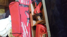 Milwaukee hackzall m12 cordless saw kit in Yucca Valley, California