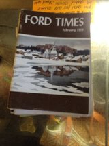 Ford Times 1949-1958 in Clarksville, Tennessee