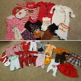 Lot of holiday baby clothes size newborn- 9 months HALLOWEEN,  THANKSGIVING,  CHRISTMAS,  ST. PA... in Bartlett, Illinois