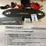 Freestyler Fitness Station in Batavia, Illinois