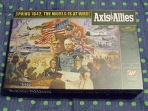 Axis & Allies: Spring 1942, The World Is At War! Board Game New! in Camp Lejeune, North Carolina