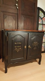 Beverage Cabinet/ Solid wood /, in Ramstein, Germany