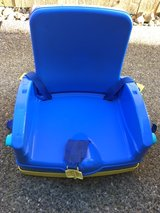 Portable Booster Seat in Fort Lewis, Washington