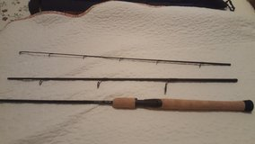 American Rodsmith spin cast rod , reel and rod case in Kingwood, Texas