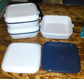 New Tupperware Set in Camp Lejeune, North Carolina