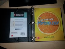 Psychology college book w/ online access code in Naperville, Illinois