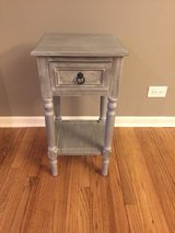 Gray Accent Table in Bolingbrook, Illinois