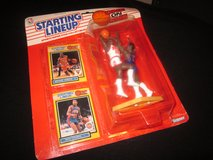 1989 Starting Lineup One On One - Michael Jordan/Isiah Thomas in Bolingbrook, Illinois