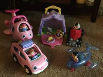 Fisher Price Little people lot in Bolingbrook, Illinois
